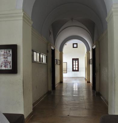 Junior School, Corridor to Dorms