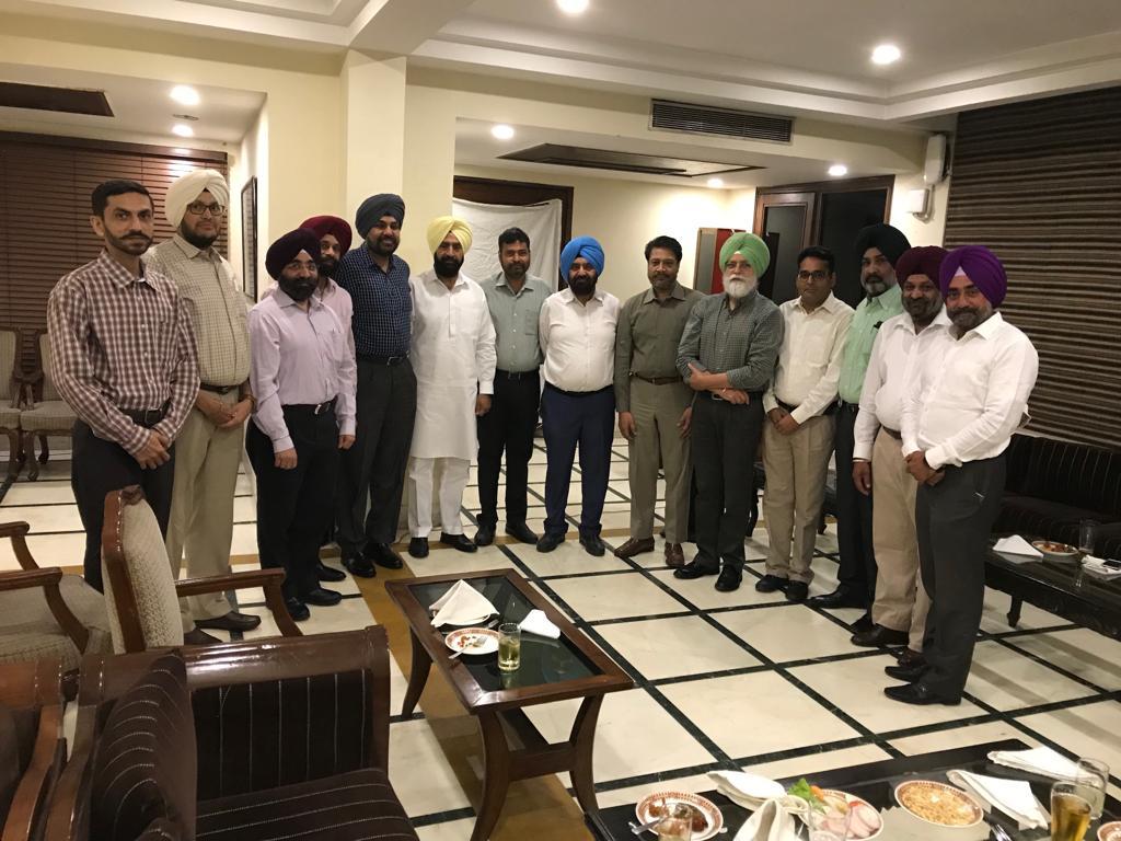 ONA Majha Zone meeting at Amritsar (25th May 2019)